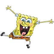 SpongeBob Sticker 2 19