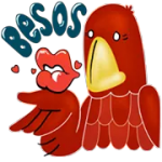 Eagle Dan Ular Sticker 4