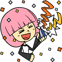 Hacker Girl Sticker 3