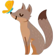 Foxes Sticker 30