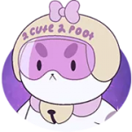 Bee Dan PuppyCat Sticker 1