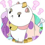 Ape E PuppyCat Sticker 2