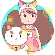 Bee Og PuppyCat Sticker 8