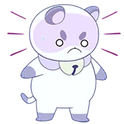 Bee Og PuppyCat Sticker 9