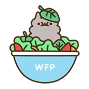 Pusheen Eats Sticker 20