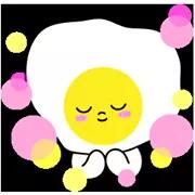 Sunny Eggy matrica 6