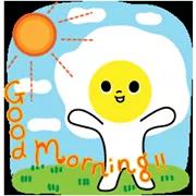 Sunny Eggy matrica 9