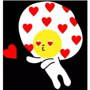 Sunny Eggy matrica 12