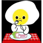Sunny Eggy matrica 22