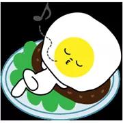 Sunny Eggy matrica 31