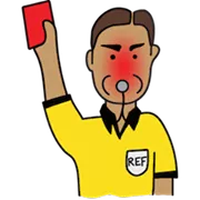 The Ref Sticker 2