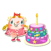 Candy Crush Sticker 11