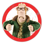 Shaun The Sheep Sticker 2 4