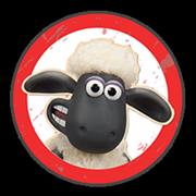 Shaun a bárány matrica 2 9