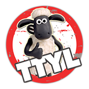 Shaun The Sheep Sticker 2 11