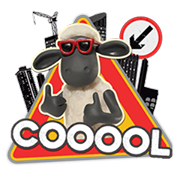 Shaun The Sheep Sticker 2 14