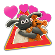 Shaun The Sheep Sticker 2 15