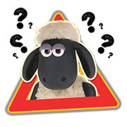 Shaun The Sheep Sticker 2 17