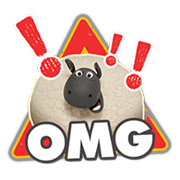Shaun The Sheep Sticker 2 19