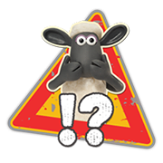 Shaun The Sheep Sticker 2 21