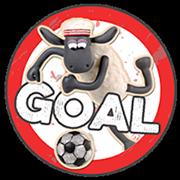 Shaun The Sheep Sticker 2 2