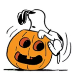 Snoopy Harvest Sticker 5