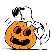 Snoopy του Διαθέσεις αυτοκόλλητο 4
