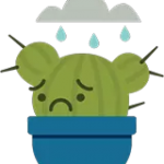Sticker Prickly Pear 4