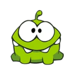 Cut the Rope naljepnica 1