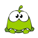 Cut The Rope samolepka 3