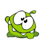 Cut the Rope naljepnica 4