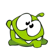 Cut The Rope Aufkleber 4
