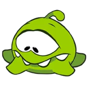Cut The Rope Aufkleber 10