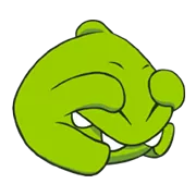 Cut The Rope Наклейка 13