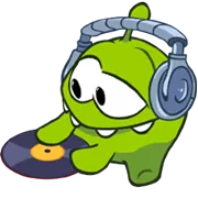 Cut The Rope Aufkleber 14