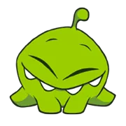 Cut The Rope Наклейка 22