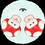 KinoKoko наклейки 4