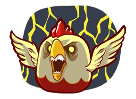 Birzzle Sticker 10