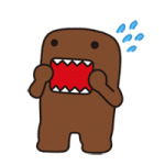 Domo Kun Sticker 1