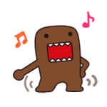 Domo Kun Sticker 3