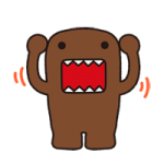 Domo Kun Sticker 5