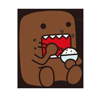Domo Kun Sticker 29
