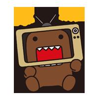Domo Kun Sticker 31