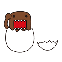 Domo Kun Sticker 34