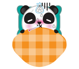 Go-Go Panda Sticker 12