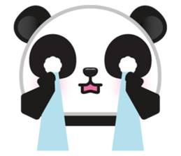 Go-Go Panda Sticker 16
