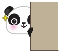 Go-Go Panda Sticker 35