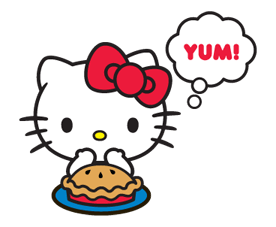 Hello Kitty Limited Edition Sticker 6
