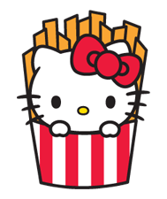 Hello Kitty Limited Edition Sticker 7