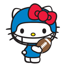 Hello Kitty Limited Edition Sticker 9